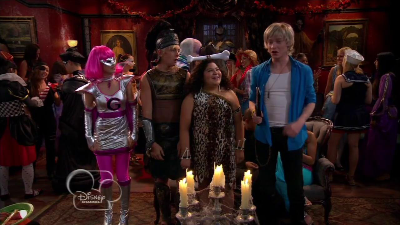 Who is dez from austin and ally hookup