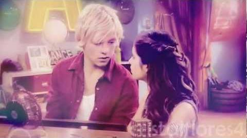 ".º.º.""I Should've Kissed You"".º.º. Austin & Ally (Auslly)"