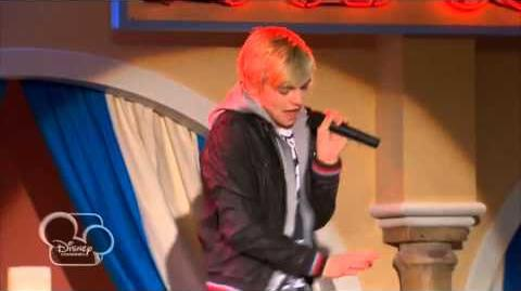 "Ross Lynch ""Not A Love Song"" (Austin & Ally)"