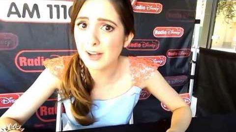 Radio Disney interview with Laura Marano from Austin & Ally