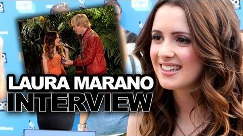"Laura Marano Talks Ally's ""Awesome Offer"" on Austin & Ally at Do Something Awards"