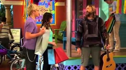 Austin & Ally - Beach Bums & Bling Part 4