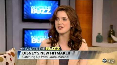 Laura Marano Interview