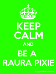 Be a raurapixie