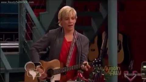 Austin & Ally (Austin Moon) - I Think About You (Music Video)