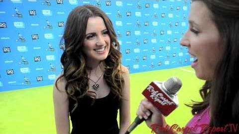 Laura Marano at the 2013 Do Something Awards DSAwards @LauraMarano