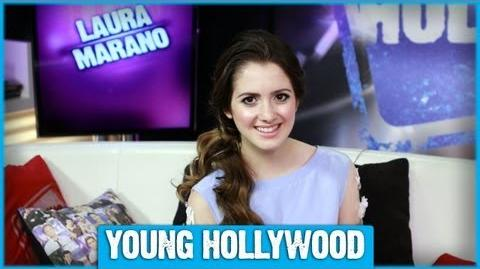 AUSTIN & ALLY's Laura Marano Names Her Favorite Things!
