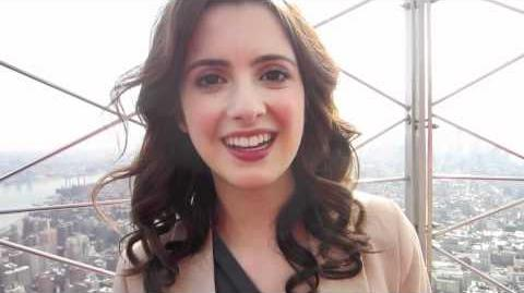 Laura Marano on NYC, Good Luck Charms & Fashion!