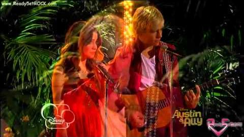 Austin & Ally (Duet) - You Can Come To Me Music Video