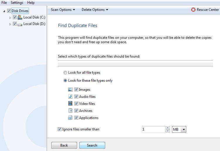 portable auslogics duplicate file finder