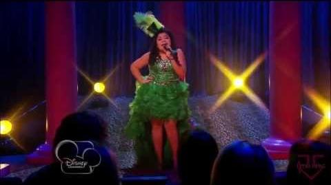 HD Austin & Ally - You Wish You Were Me Raini Rodriguez (Trish De La Rosa)