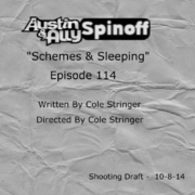 Schemes & Sleeping Script