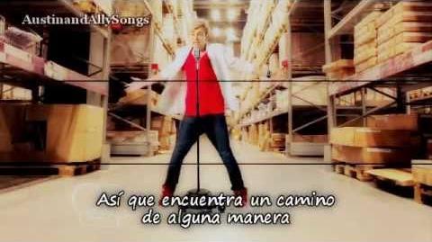 Austin & Ally - Break Down The Walls - (Traducida en Español)