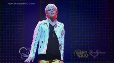 Austin Moon (Ross Lynch) - Don't Look Down (Reprise) HD