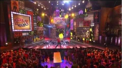 Ross Lynch - Can You Feel It - Make Your Mark Shake It Up Dance Off