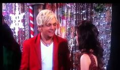 Austin and Ally mix ups and mistletoes 37