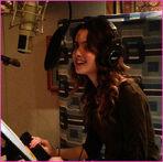 Laura-Marano-In-The-Recording-Studio
