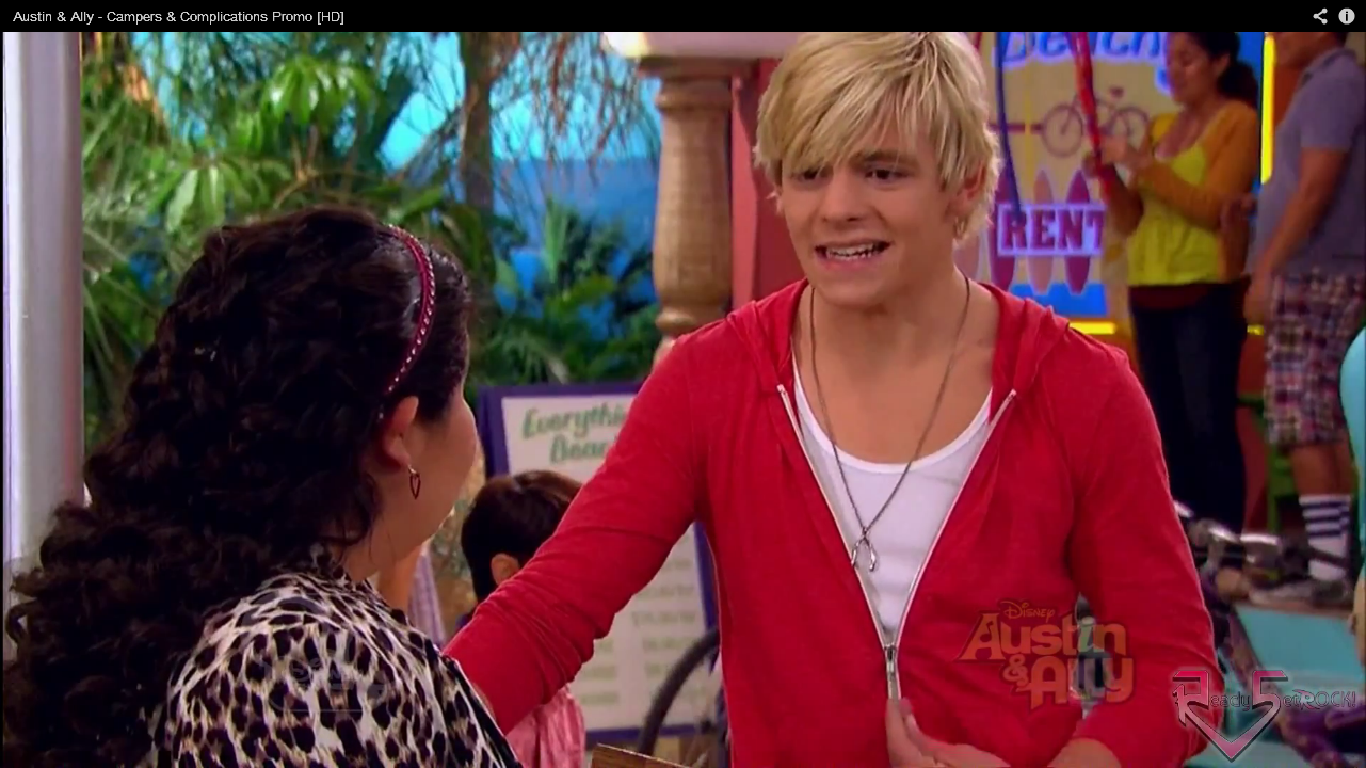 When do austin and ally start hookup again