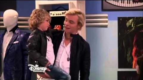 Austin and Ally Duets and Destiny Auslly kids