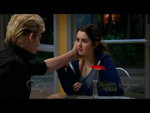 Who is ally from austin and ally dating movies