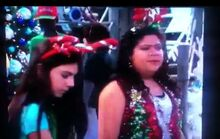 Austin and Ally mix ups and mistletoes 44