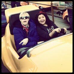 Riker and Raini
