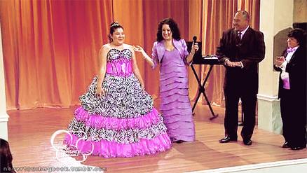 Trish's Dress