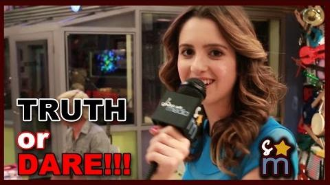 TRUTH or DARE? with AUSTIN & ALLY Cast RAURA, Impressions & More