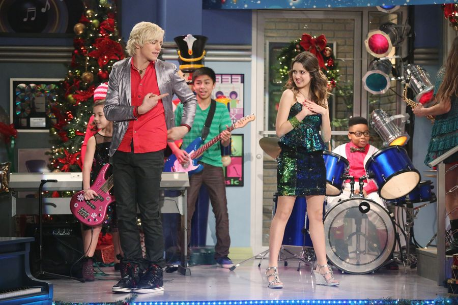 austin and ally season 2 episode 7