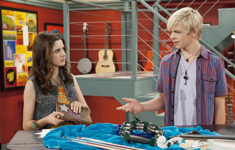 austin and ally secrets and songbooks
