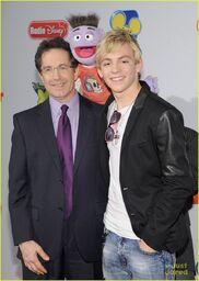 Ross Lynch Disney Channel Upfront (1)