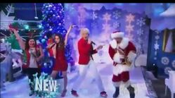 Austin and Ally mix ups and mistletoes 21