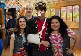 Ross, Laura, Raini, Matt