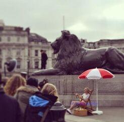 Ross in London 3