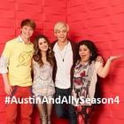 Austin and Ally season 4!
