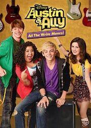 Austin & Ally DVD
