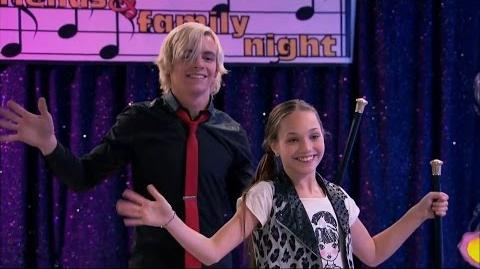 Austin & Ally - Homework And Hidden Talents - Dance Scene