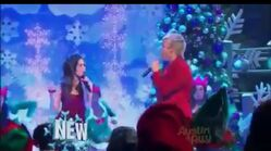 Austin and Ally mix ups and mistletoes 20
