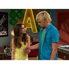 Austin and ally fanfiction secretly hookup