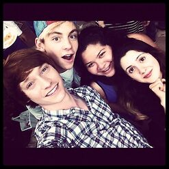 Ross, Laura, Raini, Calum