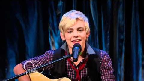 Ross Lynch (Austin Moon) - The Butterfly Song