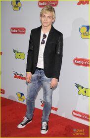 Ross Lynch Disney Channel Upfront (2)