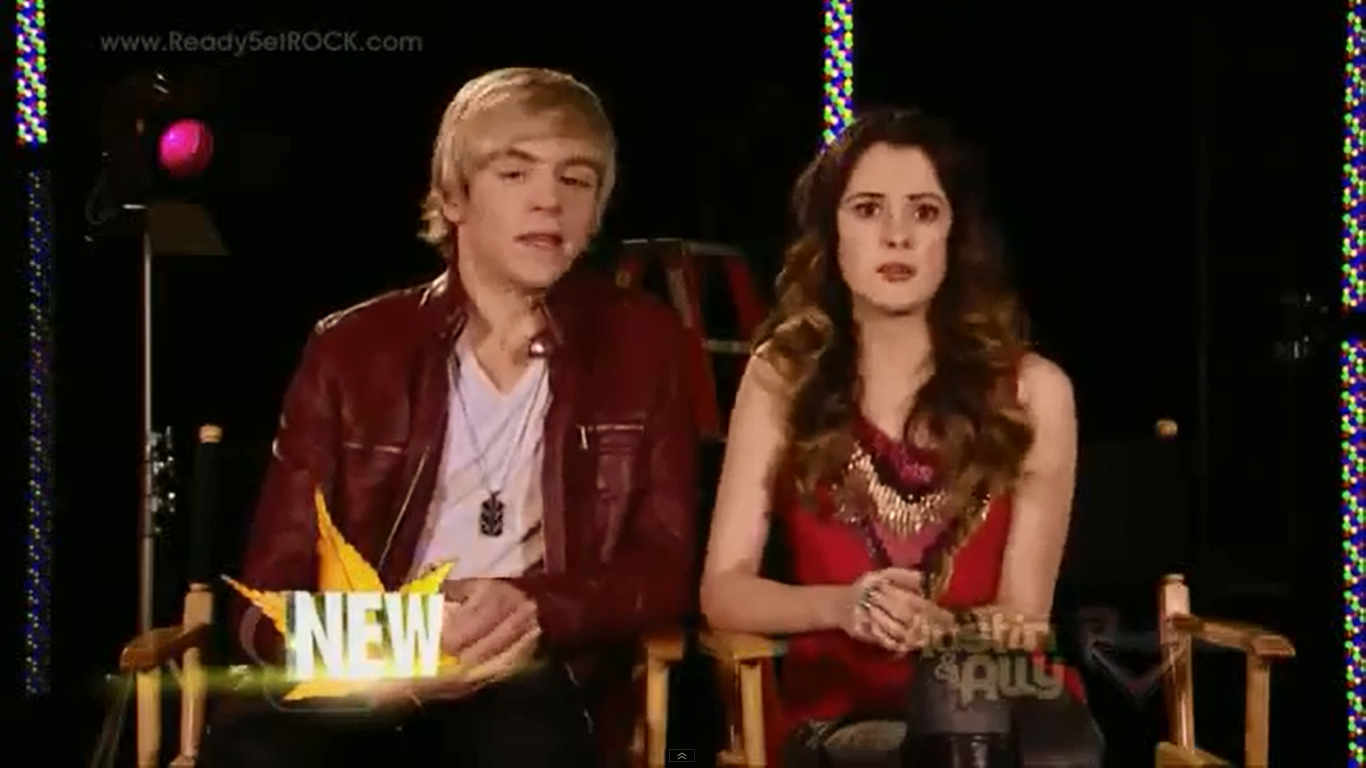 Is Ally Dawson Hookup Austin Moon
