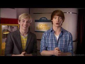 Calum and Ross