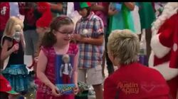 Austin and Ally mix ups and mistletoes 28