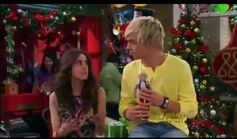 Austin and Ally mix ups and mistletoes 15
