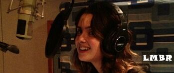 Laura Marano recording
