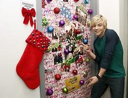 Ross Christmas Door