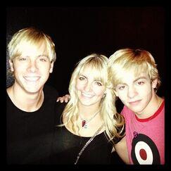 Riker, Rydel, Ross