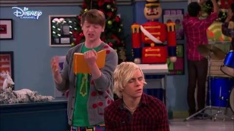 Austin & Ally - Chrsitmas! - Official Disney Channel UK